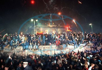 German-German New Year's Eve 1989