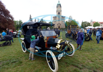 Grand Veteran 2019,  auto,  automobil,  veterán,  Ford,  model T